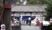 伊太祁曽神社 - オオクニヌシを助けた木の神様、根の国訪問をアドバイスした神話の節目