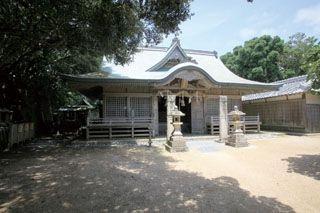 潮御崎神社 - 日本史上初の皇后の家出騒動の端緒となってしまった地【パワースポット】のキャプチャー