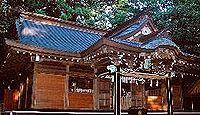 大井神社 茨城県水戸市飯富町