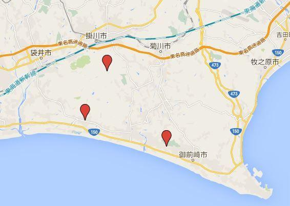 遠州の熊野三山とは?のキャプチャー