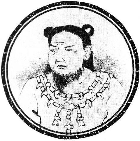 孝昭天皇のキャプチャー