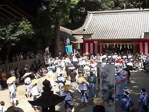 香川県の重要無形民俗文化財