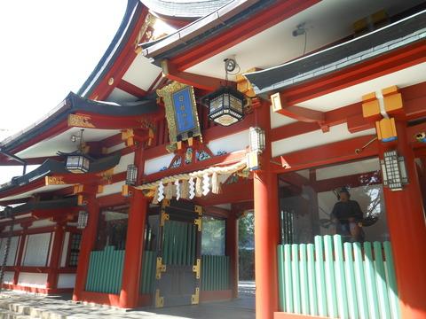 毎年20万人以上が初詣に訪れる山王日枝神社(東京都・千代田区) - ぶっちゃけ古事記