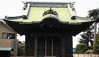 御霊神社 神奈川県藤沢市羽鳥のキャプチャー