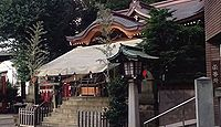 池尻稲荷神社 東京都世田谷区池尻のキャプチャー