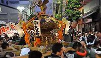 橘樹神社 神奈川県横浜市保土ケ谷区天王町のキャプチャー