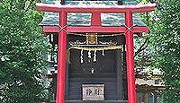 諏訪神社 神奈川県茅ヶ崎市下寺尾のキャプチャー