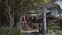 鹿島神社 福島県福島市小田鹿島山