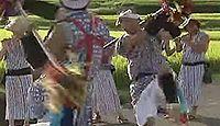 重要無形民俗文化財「平戸のジャンガラ」 - 近世以来の芸態を伝える、地域特色ある念仏踊のキャプチャー