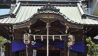 隅田川神社 - 水神の森「浮島の宮」、源頼朝が創建したとも、狛犬ではなく石亀が安置