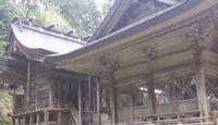 粟鹿神社 兵庫県朝来市山東町粟鹿のキャプチャー