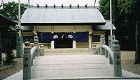彌都加伎神社 三重県鈴鹿市東玉垣町のキャプチャー