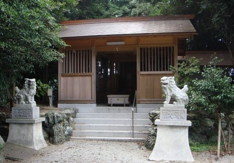 竹佐々夫江神社 三重県多気郡明和町山大淀のキャプチャー