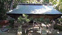 青玉神社 兵庫県多可郡多可町加美区鳥羽