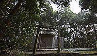 蚊野御前神社 - 神宮125社、内宮・摂社 蚊野神社に同座する御前神、序列第8位