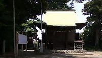 車返八幡神社 東京都府中市白糸台