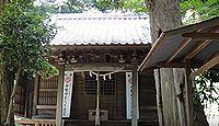 熊野神社 神奈川県鎌倉市手広のキャプチャー
