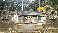 多久神社 島根県出雲市多久町のキャプチャー