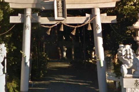 長谷神社 三重県桑名市桑部のキャプチャー
