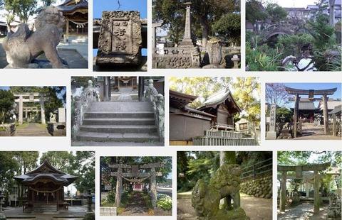 若宮神社(大分県日田市若宮町3-78)