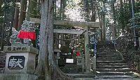 福王神社 三重県三重郡菰野町田口のキャプチャー
