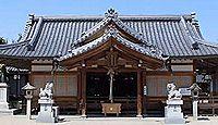 田村大明神 - 美波多神社に合祀された、伴信友お墨付きの元伊勢「隠市守宮」候補地