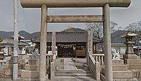 神島神社 岡山県笠岡市神島外浦のキャプチャー