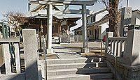 鵜ノ木八幡神社 東京都大田区南久が原