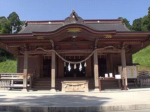 宮崎県の神社