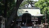 茨木神社 大阪府茨木市元町のキャプチャー