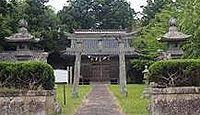 総社神社(佐渡市) - 佐渡国総社、鎌倉期に再興され、往時は流鏑馬も、能舞台が現存