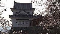 津山城 美作国(岡山県津山市)のキャプチャー