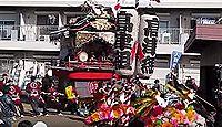 高津比咩神社 - 道真に祟り殺された? 時平の娘が移り住み、父と道真の菩提を弔った地