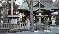 八剣神社 長野県諏訪市小和田のキャプチャー