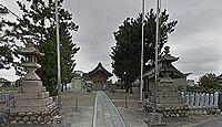 大野神社(愛西市) - 大正期に大野村の神明、八幡、秋葉の各社が合併して成立