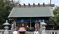 神明大神 神奈川県茅ヶ崎市赤羽根のキャプチャー