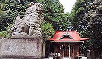 北野神社 東京都中野区松が丘