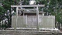 田上大水神社 - 江戸期再興に先立ち再興され、影響与えた神宮125社の外宮・摂社