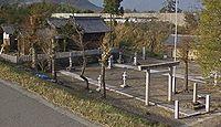 御井神社 岐阜県養老郡養老町金屋