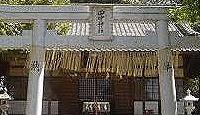 田中神社(藤枝市) - 信玄が京都伏見を勧請した稲荷、田中城鎮守、明治期に家康を奉斎