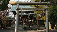 六所神社 静岡県浜松市東区半田町
