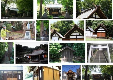長浦神社 神奈川県横須賀市長浦町のキャプチャー