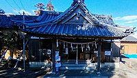 川俣神社 三重県鈴鹿市庄野町