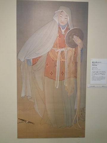 童女の姿となりて - ヤマトタケル史上初の男の娘の着替え姿を描く、銅鏡と短刀にも注目【大古事記展】