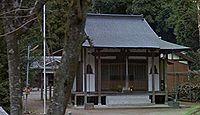 田守神社 三重県伊賀市蔵縄手のキャプチャー