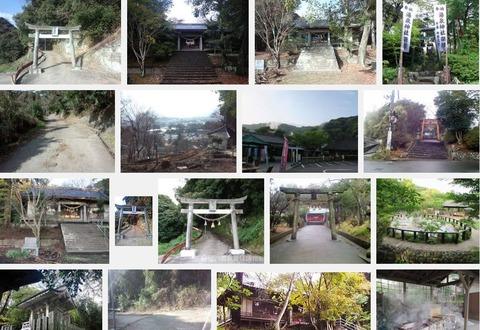 温泉神社 大分県別府市御幸のキャプチャー