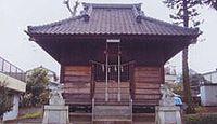 杉山神社 神奈川県横浜市緑区寺山町