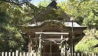 樫船神社 大阪府高槻市田能コブケのキャプチャー