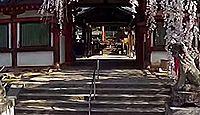 氷室神社(奈良市) - 奈良時代から重視された製氷の神様、漫画『さんすくみ』ゆかり