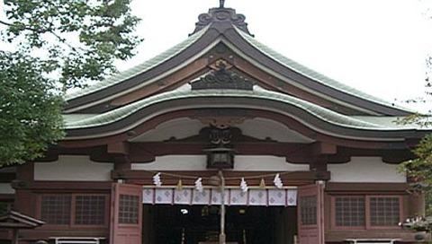 鹿嶋神社 富山県富山市鹿島町のキャプチャー